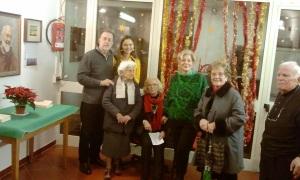 Saluti di Natale al Centro Sociale di Borgo Pio - Municipio XVII