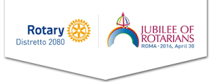 logo Giubileo dei Rotariani