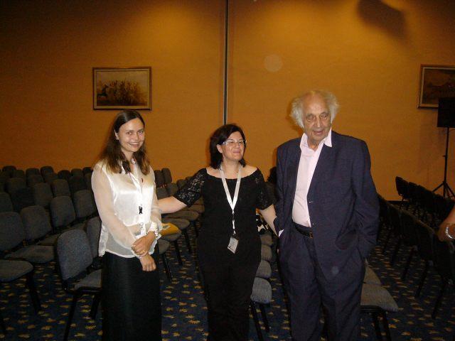 Laura Dryjanska - Moscovici - Bocci